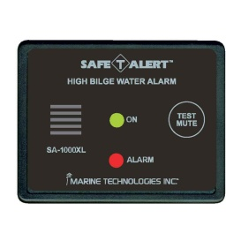 Buy Safe-T-Alert SA-1000XL High Bilge Water Alarm - Surface Mount - Black