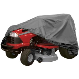 Buy Dallas Manufacturing Co. LMCB1000R Riding Lawn Mower Cover - Black -