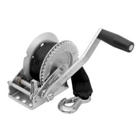 Buy Fulton 142102 1,100 lbs. Single Speed Winch w/20' Strap Included -