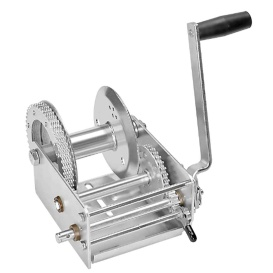 Buy Fulton 142430 3700lb 2-Speed Winch - Cable Not Included - Boat
