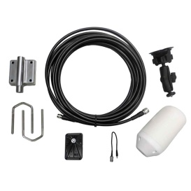 Buy Iridium IRID-GO-INST-KIT GO! Fixed Installation Kit - Marine