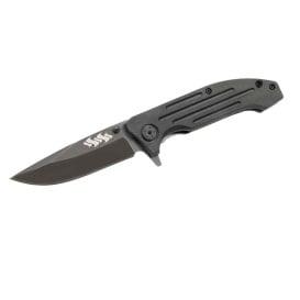 """Buy Kuuma Products 51910 4.5"""" Fine Edge Spring Assisted Folding Knife -"""