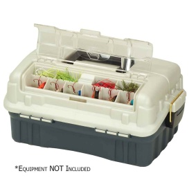 Buy Plano 760200 FlipSider Two-Tray Tackle Box - Outdoor Online|RV Part