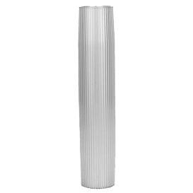 "Buy TACO Marine Z60-7279VEL27.5-2 Aluminum Ribbed Table Pedestal - 2-3/8"""