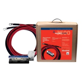 Buy Samlex America DC-3500-KIT 400A Inverter Installation Kit f/3500W