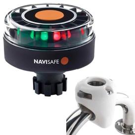 Buy Navisafe 342KIT3 Navilight Tricolor 2NM w/Navibolt Base & Rail Mount