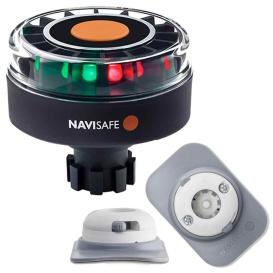 Buy Navisafe 342KIT4 Navilight Tricolor 2NM w/Navibolt Base & RIB Mount -