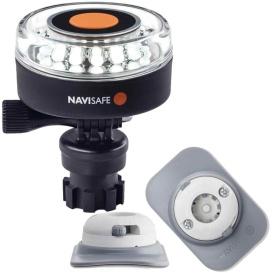 Buy Navisafe 040KIT4 Navilight 360-deg 2NM White w/Navimount Base & RIB