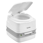 Buy Thetford Marine 92828 Porta Potti 335 Marine Toilet w/Hold Down Kit -