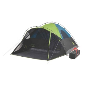 Buy Coleman 2000033190 6-Person Darkroom Fast Pitch Dome Tent w/Screen