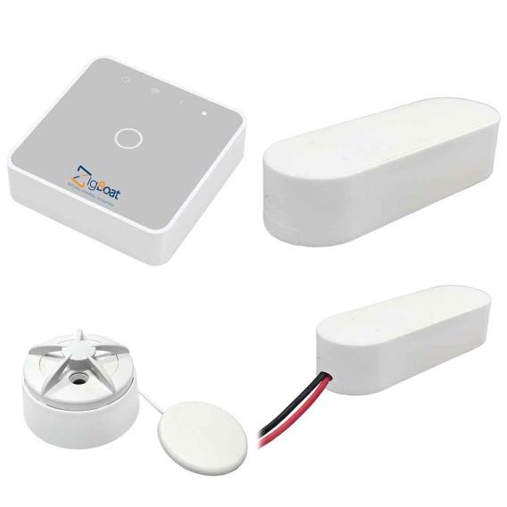Buy Glomex Marine Antennas ZB101 ZigBoat Starter Kit System - Gateway