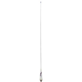 """Buy Glomex Marine Antennas RA109SLS 35"""" Classic Stainless Steel VHF 3dB"""