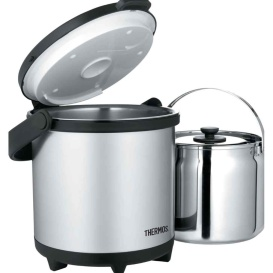Buy Thermos CC4500SS2 Cook & Carry System - Stainless Steel/Black - 4.7