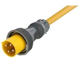 Buy Marinco CW125IT4 100 Amp 125/250V 3-Pole, 4-Wire Cordset - No Neutral