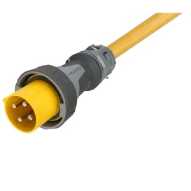 Buy Marinco CW754 100 Amp 125/250V 3-Pole, 4-Wire Shore Power Cordset -