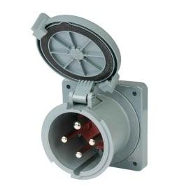 Buy Marinco M4100B12R 100A Inlet - 125/250V - Marine Electrical Online RV