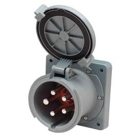 Buy Marinco M5100B9R 100A Inlet - 125/208V - Marine Electrical Online RV