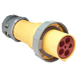 Buy Marinco M5100C9R 100A Connector f/Inlet - 120/208V - Marine Electrical