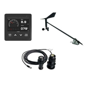 Buy Veratron A2C1352150002 Navigation Kit f/Sail, Wind Sensor, Transducer