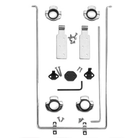 Buy Edson Marine 785-761-95 Hardware Kit f/Luncheon Table - Clamp Style -