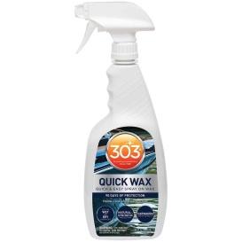 Buy 303 30213 Marine Quick Wax w/Trigger Sprayer - 32oz - Unassigned