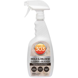 Buy 303 30574 Mold & Mildew Cleaner & Blocker w/Trigger Sprayer - 32oz -