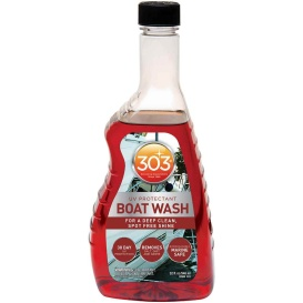Buy 303 30586 Boat Wash w/UV Protectant - 32oz - Boat Outfitting Online RV