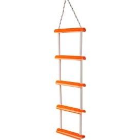 Buy Sea-Dog 582501-1 Folding Ladder - 5 Step - Anchoring and Docking