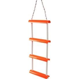 Buy Sea-Dog 582502-1 Folding Ladder - 4 Step - Anchoring and Docking