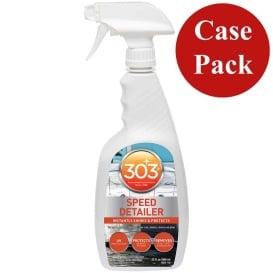 Buy 303 30205CASE Marine Speed Detailer with Trigger Sprayer - 32oz Case