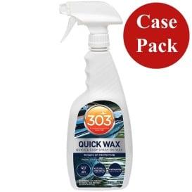 Buy 303 30213CASE Marine Quick Wax with Trigger Sprayer - 32oz Case of 6*