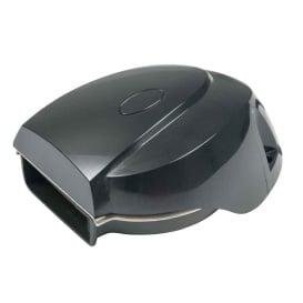 Buy Marinco 10098 12V MiniBlast Compact Single Horn w/Black Cover - Boat