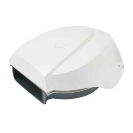 Buy Marinco 10099 12V MiniBlast Compact Single Horn w/White Cover - Boat