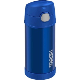 Buy Thermos F4019BL6 FUNtainer Stainless Steel Insulated Blue Water Bottle