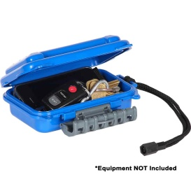 Buy Plano 144930 Small ABS Waterproof Case - Blue - Outdoor Online|RV