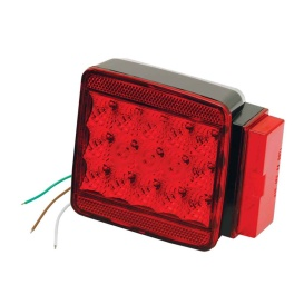 "Buy Wesbar 283058 LED Right Roadside Submersible Taillight - Over 80"" -"