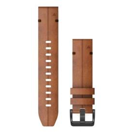 Buy Garmin 010-12863-05 QuickFit 22 Watch Band - Chestnut Leather -