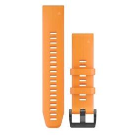 Buy Garmin 010-12740-04 QuickFit 22 Watch Band - Solar Flare Orange