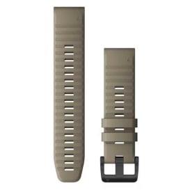 Buy Garmin 010-12863-02 QuickFit 22 Watch Band - Dark Sandstone Silicone -