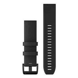 Buy Garmin 010-12901-00 QuickFit 22 Watch Band - Black w/Black Stainless