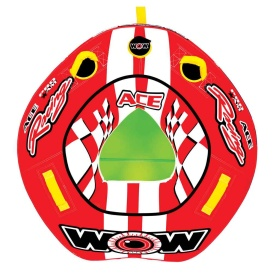 Buy WOW Watersports 15-1120 Ace Racing Towable - 1 Person - Watersports