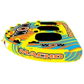 Buy WOW Watersports 16-1030 Macho Combo 3 Towable - 3 Person -