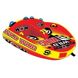 Buy WOW Watersports 18-1120 Wild Wing 2P Towable - 2 Person - Watersports