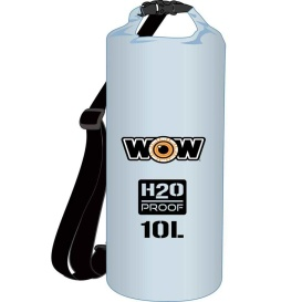 Buy WOW Watersports 18-5070C - H2O Proof Dry Bag - Clear 10 Liter -