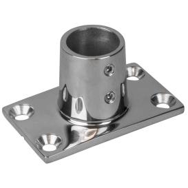 Buy Sea-Dog 281900-1 Rail Base Fitting Rectangular Base 90-deg - 316