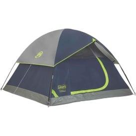 Buy Coleman 2000034547 Sundome 3-Person Dome Tent - Outdoor Online RV Part