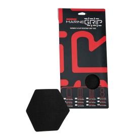 Buy Harken MG10HC-BLK Marine Grip Tape - Honeycomb - Black - 12 Pieces -