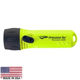 Buy Princeton Tec T500-NY Torrent LED - Neon Yellow - Outdoor Online RV