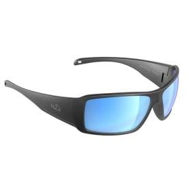 Buy H2Optix H2021 Stream Sunglasses Matt Gun Metal, Grey Blue Flash Mirror