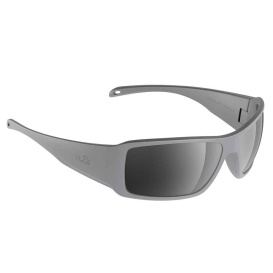 Buy H2Optix H2022 Stream Sunglasses Matt Grey, Grey Silver Flash Mirror